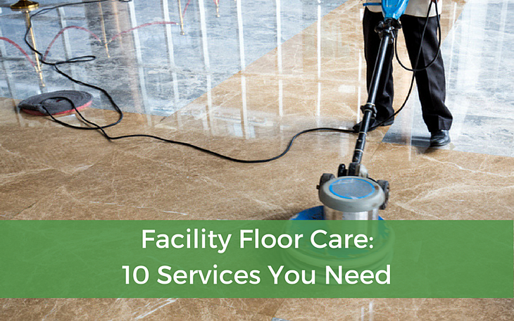 facility floor care