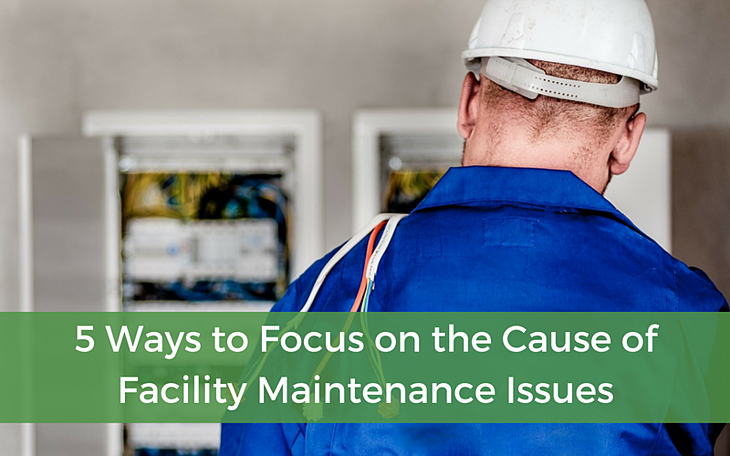 facility maintenance issues