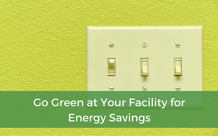 go green energy savings